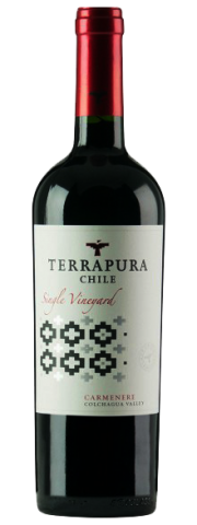 Terrapura Carmenere Single Vineyard