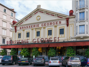Exterieur brasserie George